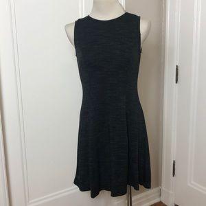 Black sleeveless super comfortable dress size s